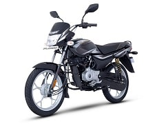 2021 Bajaj Platina 100 Electric Start Launched In India; Priced at Rs. 53,920