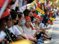 Shops And Factories Closed, Sarongs Waved As Protests Intensify In Myanmar