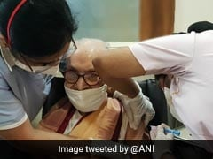 103-Year-Old Becomes Oldest Woman In India To Get COVID-19 Vaccine