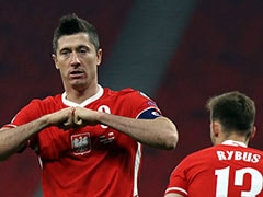 World Cup Qualifiers: Injured Robert Lewandowski To Miss England Clash