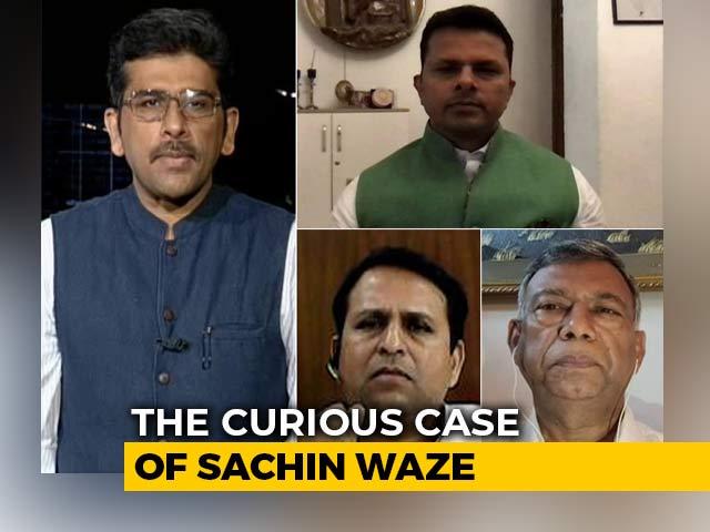 Video : Can Cop Controversy Disturb Alliance In Maharashtra?