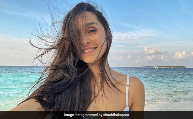 Shraddha Kapoor Is In The Maldives Again. This Time, It's Just Her And Parents