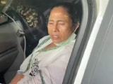 Video: Top Story Of The Day: Mamata Banerjee Injured In Nandigram, Says Was Pushed By 4-5 Men