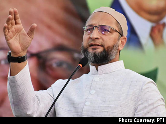 Video : Asaduddin Owaisi's Party Ties Up With TTV Dhinakaran's AMMK In Tamil Nadu