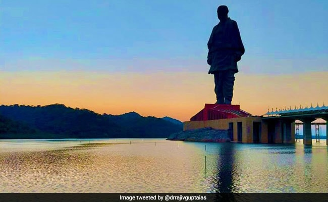 11 Arrested For Opposing Land Survey For Parking Lot Near Statue Of Unity