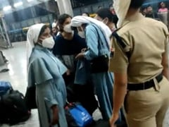 2 Arrested Days After Nuns Forced Off Train In UP