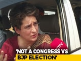 "Video : ""PM Didn't Come Here During Floods, CAA Agitation"": Priyanka Gandhi Vadra To NDTV"