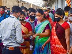 मुंबई में कोरोनावायरस के पिछले 24 घंटे में 8648 मामले मिले, 20 लोगों की हुई मौत