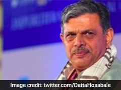 RSS Supports States On Love Jihad Laws, Its New General Secretary Dattatreya Hosabale Says