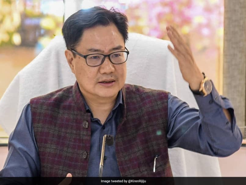 Kiren Rijiju Cautions Indian Sportspersons Against Breaking COVID-19 Protocols Of Foreign Countries