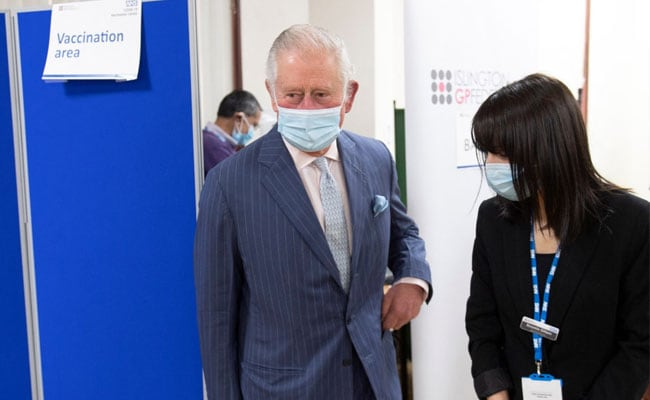 Covid Vaccines Can 'Protect And Liberate': UK's Prince Charles