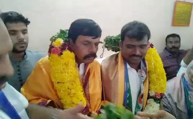 Andhra Man Who Sold Vegetables To Head Civic Body, Thanks Jagan Reddy
