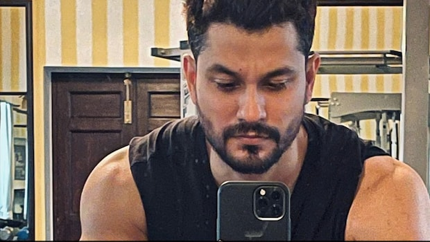 Kunal Kemmu's Self-Cooked Meal Is Going To Leave You Feeling Hunger Pangs For Sure