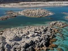 A Lake In Turkey May Hold Clues To Ancient Life On Mars