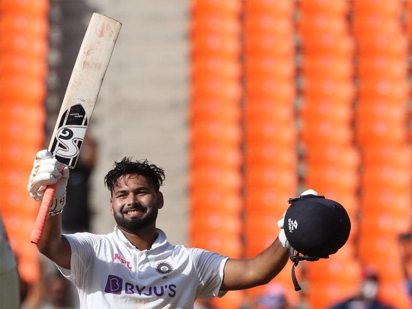 India vs England 4th Test: Rishabh Pant Whirlwind Century, Washington Sundar Fifty Put India On Top On Day 2