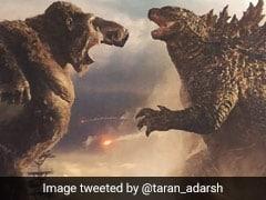 Godzilla Vs Kong Box Office Collection: हॉलीवुड फिल्म की कोविड काल में बंपर कमाई, 'साइना' का पत्ता साफ