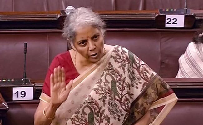 Nirmala Sitharaman Asks Ministries To Spend More On Large Projects