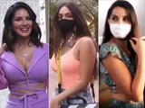 Video : Keeping Up With Kiara Advani, Sunny Leone And Nora Fatehi