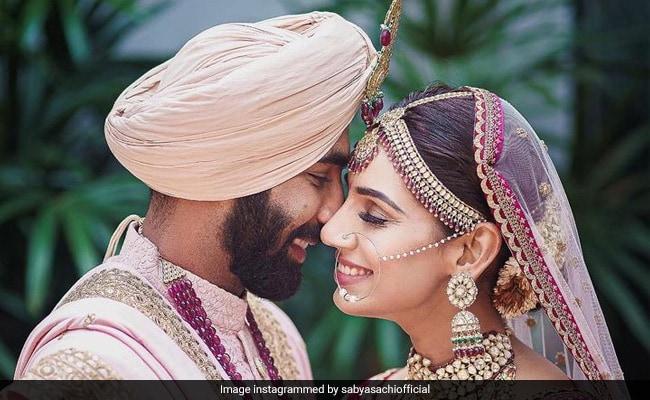 Decor, Giveaways And Other Details From Jasprit Bumrah, Sanjana Ganesan's Wedding