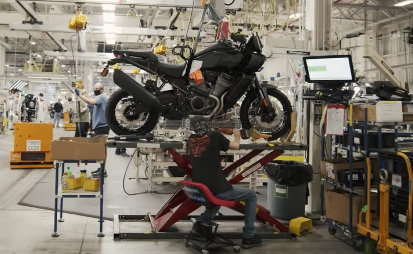 The Harley-Davidson Pan America will be launched in India in the second half of 2021