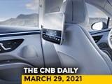 Video : Mercedes-Benz EQS Cabin | TVS Star City+ | Toyota Price Hike April
