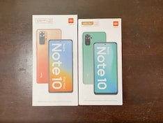 Redmi Note 10, Redmi Note 10 Pro Max Unboxing, Price & First Impressions: 108MP camera, 120Hz Amoled