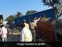 2 Dead, 2 Injured After Truck Runs Over Footpath In Delhi