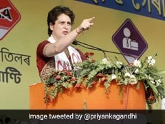 "Law To Nullify CAA In Priyanka Gandhi Vadra's ""Guarantees"" List For Assam"