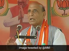 """Not The Time For Criticism"": Rajnath Singh On Covid Surge In UP"