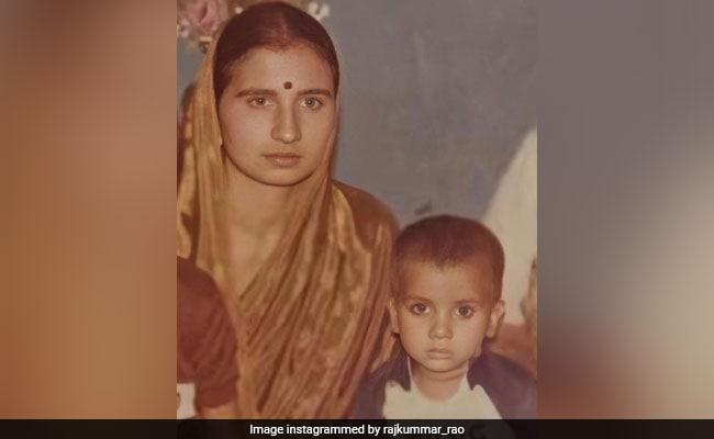 Rajkummar Rao Remembers His Mom On Her Death Anniversary