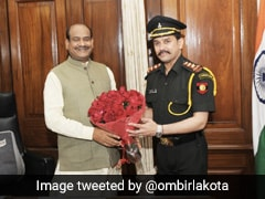 Watch: Union Minister Anurag Thakur Promoted As Territorial Army Captain