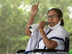 """Tigress Of Bengal"": Politicians Wish Mamata Banerjee For Mega Poll Win"