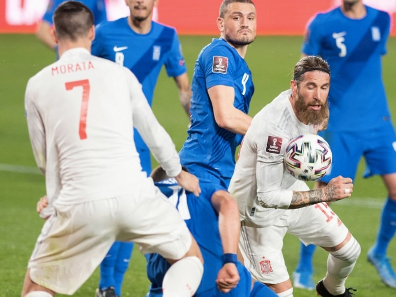 FIFA World Cup Qualifiers: Spain Held By Greece