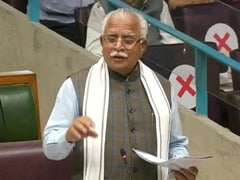 Apologise For Baton Charge On Farmers: Congress To Haryana Chief Minister