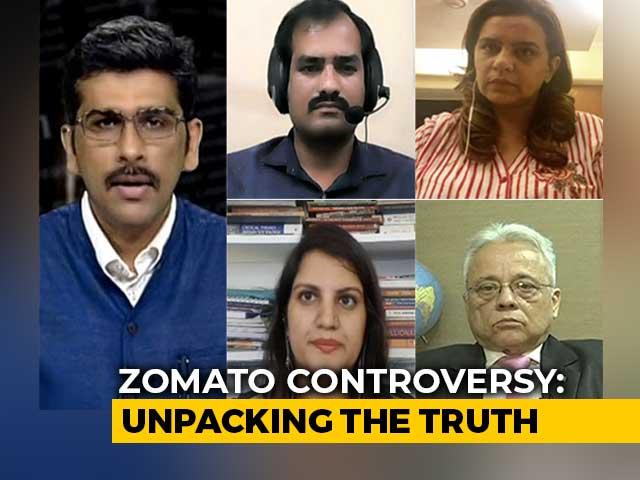Video : Zomato Controversy: Unpacking The Truth