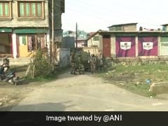 Two Paramilitary Personnel Die In Attack By Terrorists Outside Srinagar
