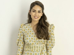 Mira Rajput Is Acing The Spring Fashion Game In A Chic Printed Dress