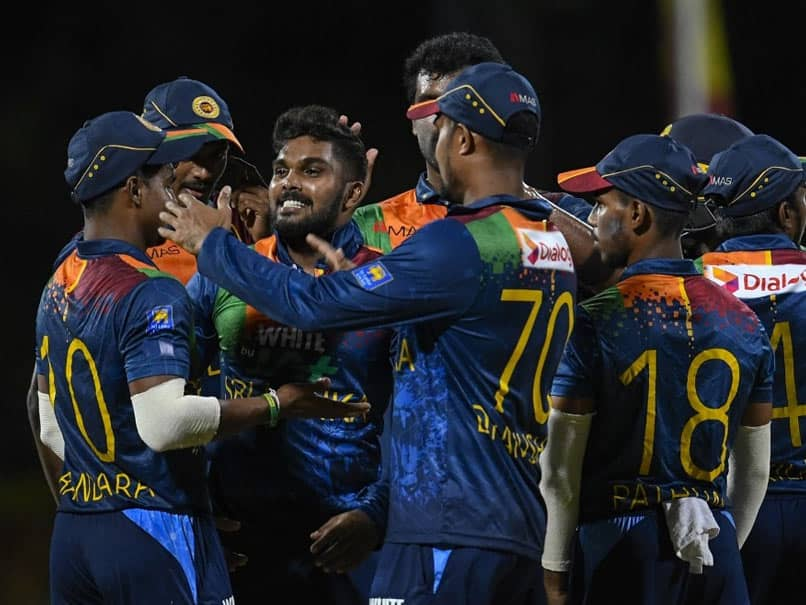 West Indies vs Sri Lanka, 2nd T20I: Spinners Lead Sri Lanka To Series-Levelling Win
