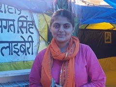 Dentist, 29, Camping At Delhi Border For 3 Months For Farmers' Cause
