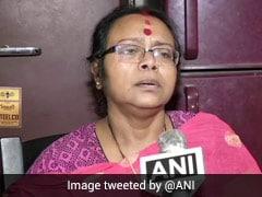 Denied Ticket For Polls, Trinamool MLA Sonali Guha Hints At Joining BJP