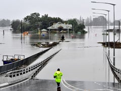 """""""Catastrophic"""" Australia Floods Prompt Helicopter Rescues"""