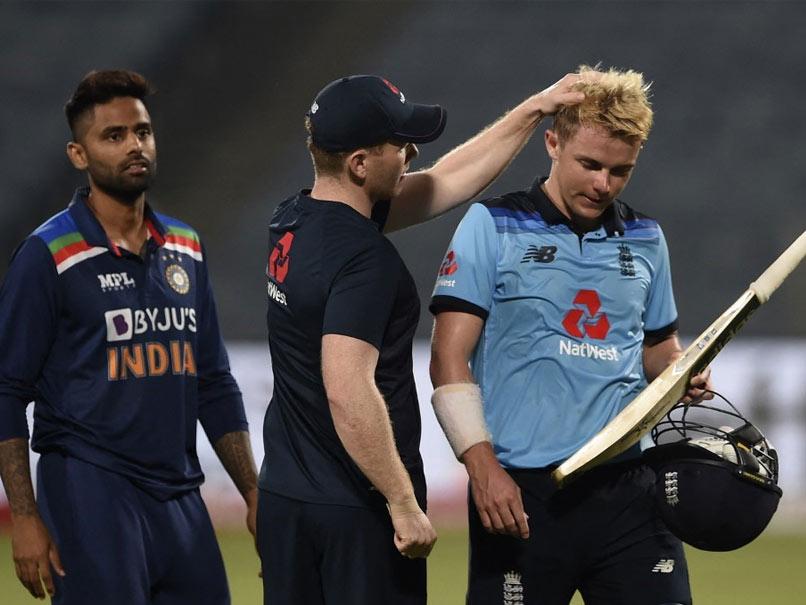 Eng vs SL 2nd T20I: इंग्लैंड की जीत में सैम कुरैन   का 'फुटबॉल किक रन आउट' हो गया तेजी से वायरल,   VIDEO