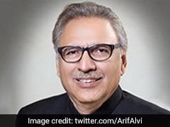 After Imran Khan, Pakistan President Arif Alvi Tests Covid Positive