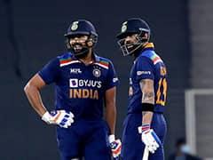 Kohli, Rohit, Bumrah Get Top Slot As BCCI Announces Central Contracts