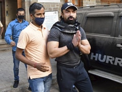 Actor Ajaz Khan, Arrested In Drugs Case, Tests Positive For Coronavirus