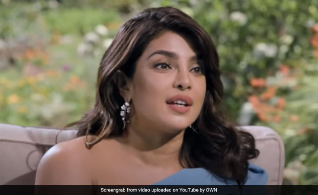 Glimpse Of Priyanka Chopra's Interview To Oprah Winfrey: 'Could Leave Behind The Insecurities Of My 20s'