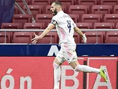 La Liga: Karim Benzema Scores Late To Deny Atletico Madrid Derby Win