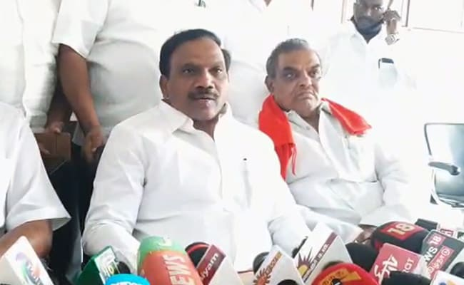 'Didn't Demean Women, Chief Minister's Mother': A Raja To Election Body
