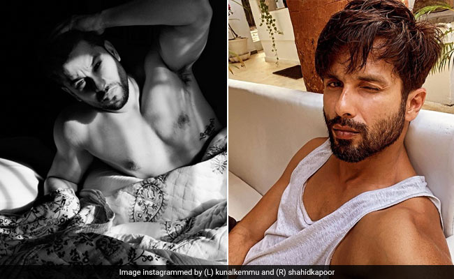 On Kunal Kemmu's 'Tuesday Mood' Pic, Shahid Kapoor Dropped A Hilarious Comment