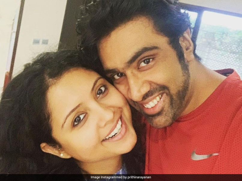 India vs England: Ravichandran Ashwin's Wife Prithi Makes An Adorable Request After Off-Spinner Star.. - NDTVSports.com
